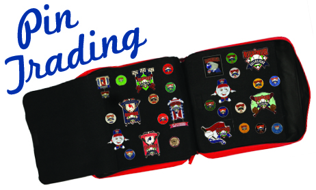 Cooperstown Pin Trading Towels Baseball Pin Trading Towels